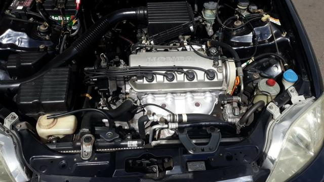Honda Civic 2000 LX 1.6 (Impecável) - Foto 6
