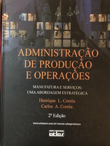 5 livros em perfeito estado - administração - Foto 3