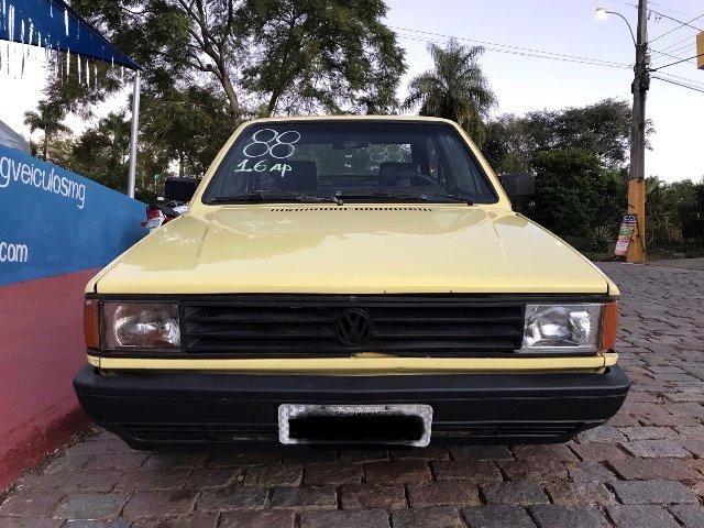 VW Gol CL 1.6ap Alcool 1988 - Foto 2