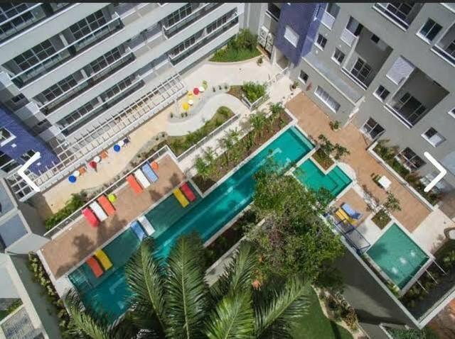 Aluguel, flat com 39 m2, mobiliado, The Expression/go - Foto 12