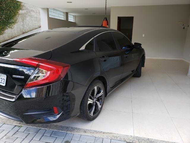 Honda Civic touring muito novo - Foto 9
