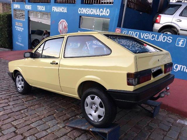 VW Gol CL 1.6ap Alcool 1988 - Foto 6
