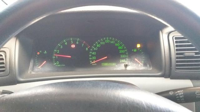 Toyota Corolla XEI 2005 completo 1.8 AC troca - Foto 7