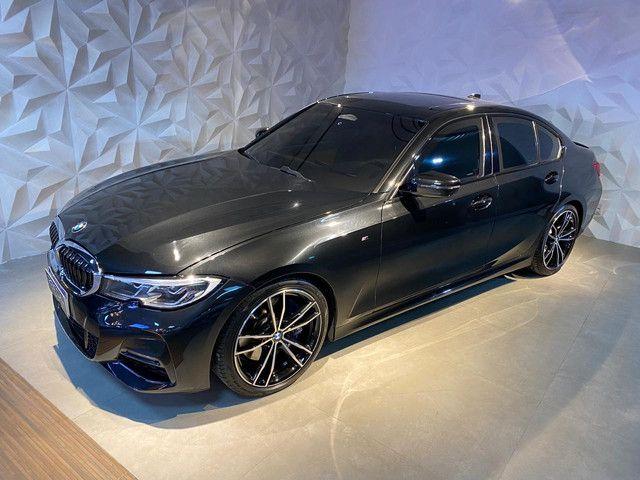 BMW 330 M SPORT BLINDADA, 2020, apenas 10.000 Km, igual á zero Km - Foto 7