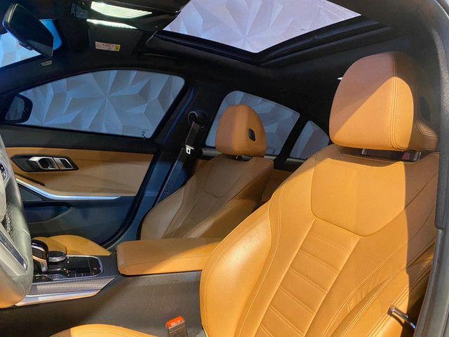 BMW 330 M SPORT BLINDADA, 2020, apenas 10.000 Km, igual á zero Km - Foto 5