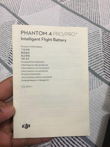 Bateria para Drone Phantom 4 Pro 587mah - Original - Nunca Utilizada - Foto 2