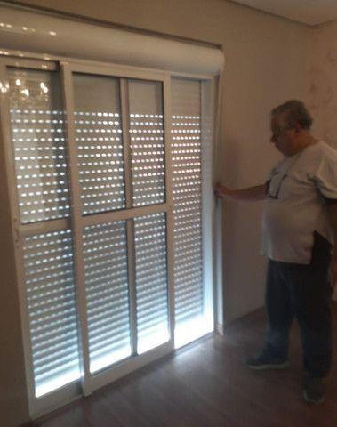 Portas e Janelas integradas de alumínio  - Foto 5