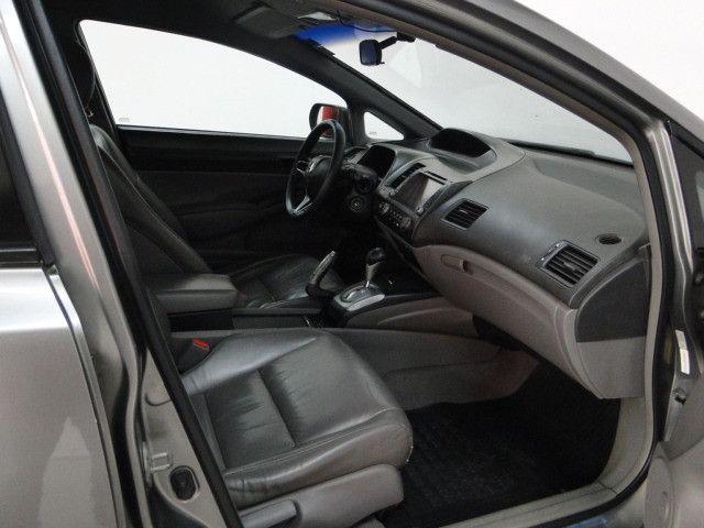 Civic sedan lxs 1.8/1.8 flex 16v AUT. 4p - Foto 4
