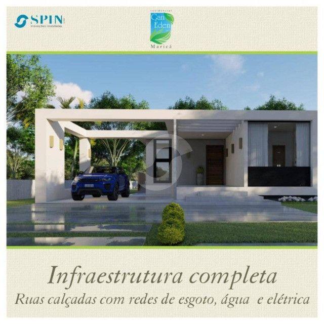 Casa com 3 suítes dentro de condomínio em Maricá - Lançamento! - Foto 5