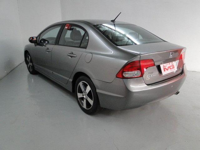 Civic sedan lxs 1.8/1.8 flex 16v AUT. 4p - Foto 2