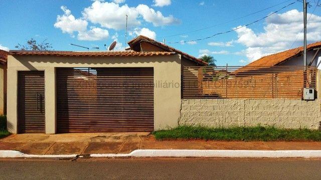 Casa à venda, 2 quartos, 2 vagas, Recanto das Paineiras - Campo Grande/MS