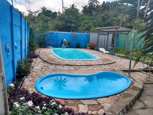 Alugo casa/espaço com piscinas - Foto 5