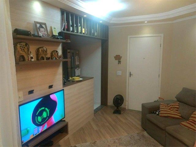 Apartamento à venda com 2 dormitórios em Vila nova cachoeirinha, São paulo cod:REO505460