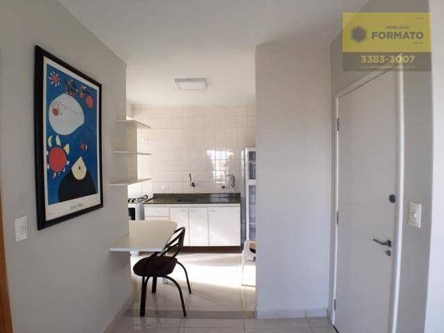 Apartamento Mobiliado com 1 dormitório para Venda e Locação - Centro - Foto 3