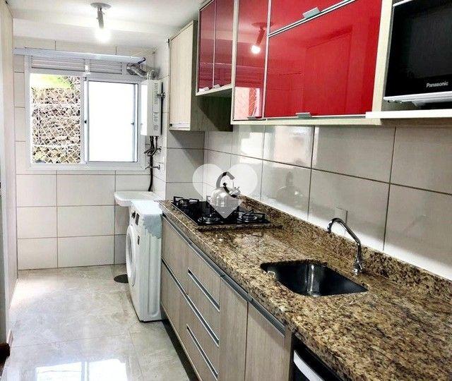 Apartamento à venda com 3 dormitórios em Jardim carvalho, Porto alegre cod:REO439226 - Foto 10