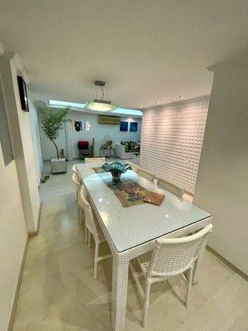 Apartamento para venda tem 127 metros quadrados com 3 quartos em Ponta Verde - Maceió - Al - Foto 4
