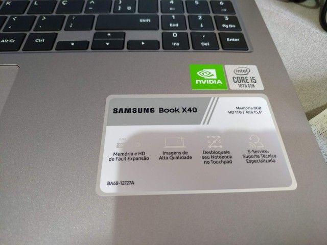 Notebook Samsung BookX40 - Foto 3