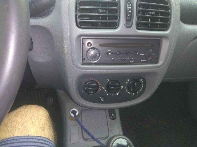 Renault Clio Sedan Flex Completo - Foto 13