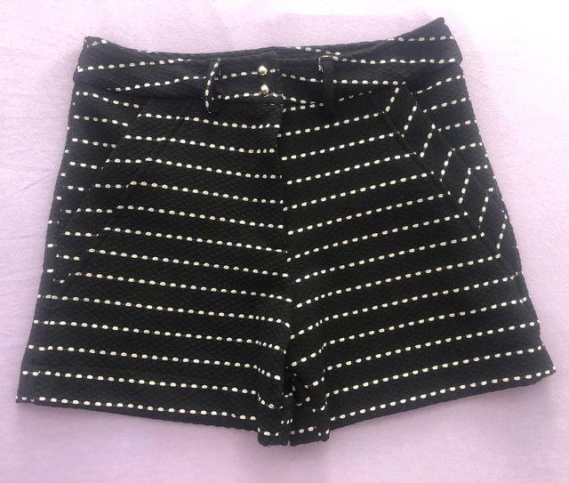 Shorts feminino - Foto 3