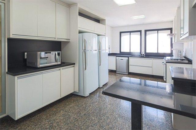 Apartamento para alugar com 4 dormitórios em Alto da boa vista, São paulo cod:REO385560 - Foto 4