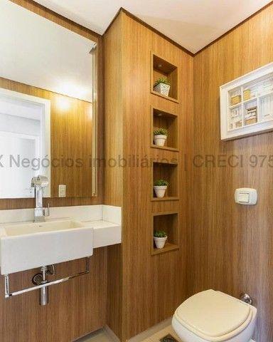 Apartamento impecável, todo decorado e mobiliado - Centro - Foto 6