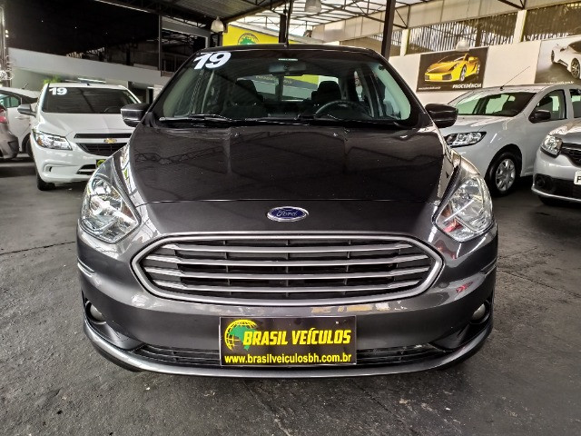 Ford KA Sedan 1.5  SE Flex ( Aceitamos troca e financiamos )  - Foto 3