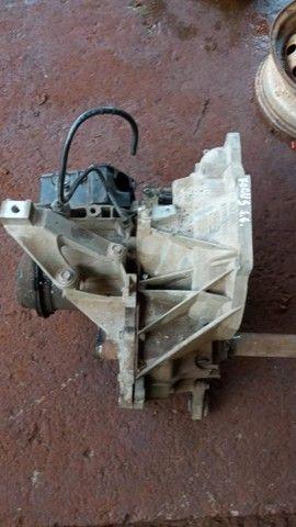 Câmbio E Motor Focus Retirado - Foto 2