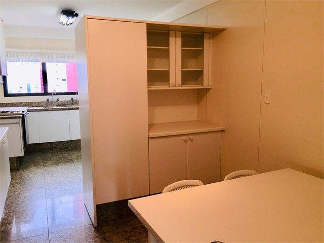 Apartamento para alugar com 4 dormitórios em Santo amaro, São paulo cod:REO98676 - Foto 14