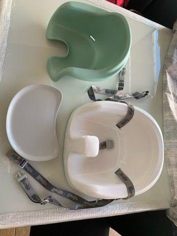 Cadeira alimentação BUMBO 3 em 1 - Foto 2