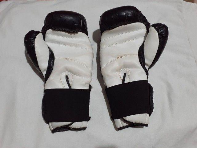 Luvas de box/kickboxing shiroi - Foto 2