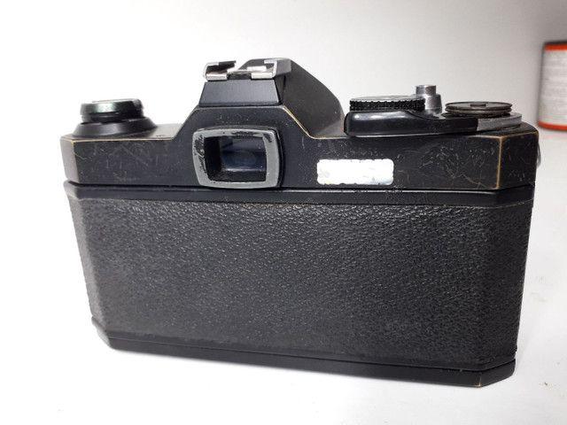 Câmera fotográfica antiga Pantarex  *aceito Cartão  - Foto 3