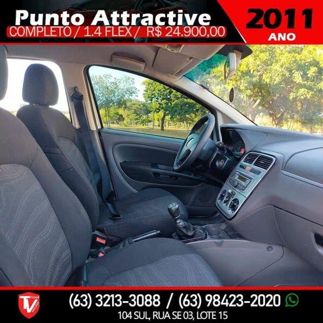Fiat PUNTO ATTRACTIVE 1.4  - Foto 5