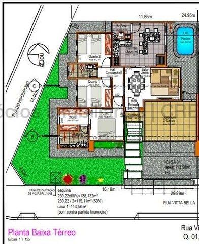 Casa à venda, 2 quartos, 1 suíte, 2 vagas, Vila Ipiranga - Campo Grande/MS - Foto 16