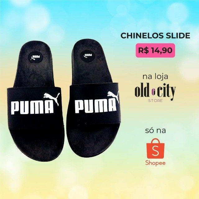 Chinelo Slide Promoção  - Foto 4