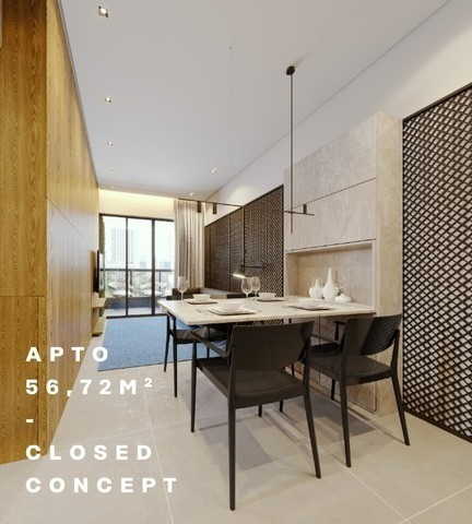 VM-EK Venha Conhecer o Edf. En Avance | Apartamento com 02 Quartos | 56m² - Foto 10