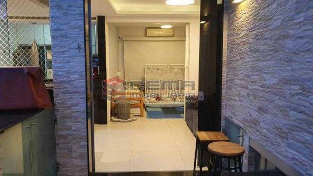 Cobertura à venda com 2 dormitórios em Flamengo, Rio de janeiro cod:LACO20141 - Foto 8