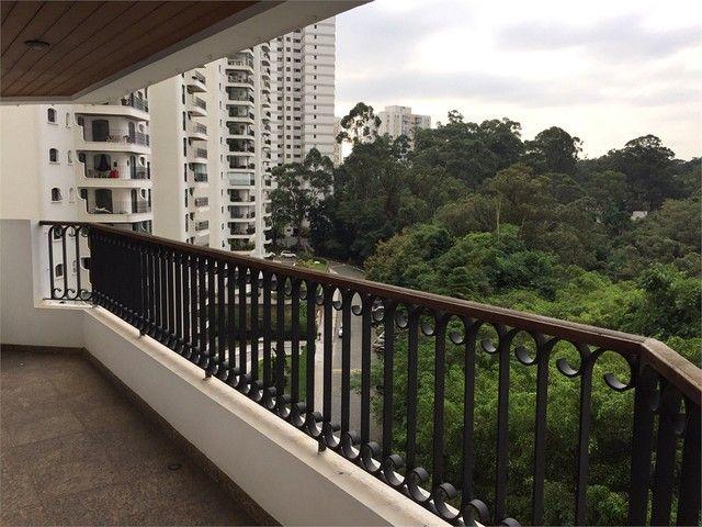 Apartamento para alugar com 4 dormitórios em Santo amaro, São paulo cod:REO98676 - Foto 2
