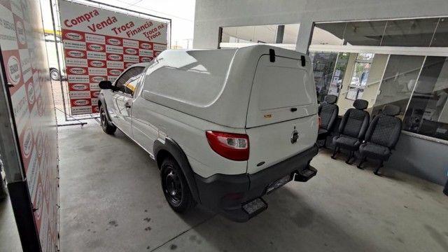 FIAT STRADA 1.4 MPI HARD WORKING - Foto 6