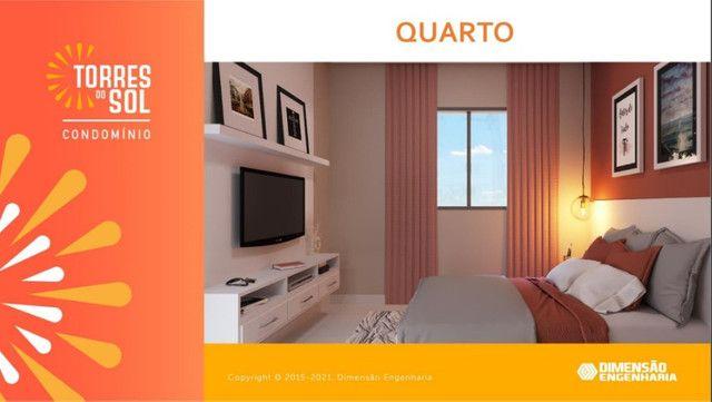 Condomínio com apartamentos de 2 quartos// Torres do sol - Foto 7