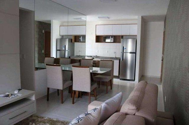 Vista - 41 a 91m² - 1 a 2 quartos - Campo Grande - MS - Foto 3