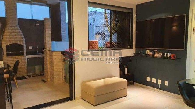 Cobertura à venda com 2 dormitórios em Flamengo, Rio de janeiro cod:LACO20141 - Foto 4