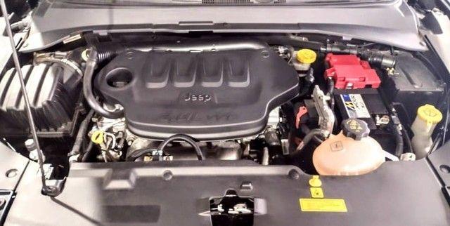 Jeep COMPASS LONGITUDE 2.0 FLEX AUT. 18/18 - Foto 16