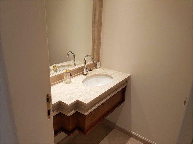 Apartamento para alugar com 4 dormitórios em Santo amaro, São paulo cod:REO96634 - Foto 11