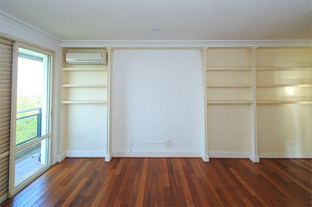 Apartamento para alugar com 4 dormitórios em Alto da boa vista, São paulo cod:REO394791 - Foto 17