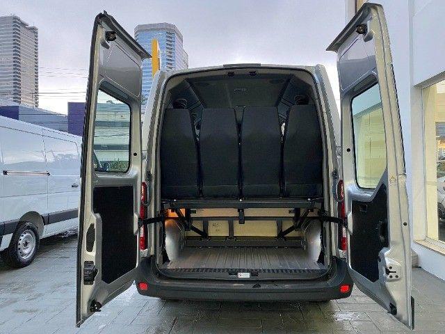 Renault Master 2.3 Diesel 2020 Minibus Executive 16L L3H2 3P Manual Teste Drive - Foto 2