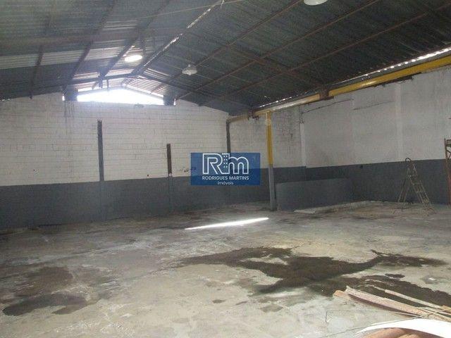 Galpão/depósito/armazém para alugar em São francisco, Belo horizonte cod:5954 - Foto 4