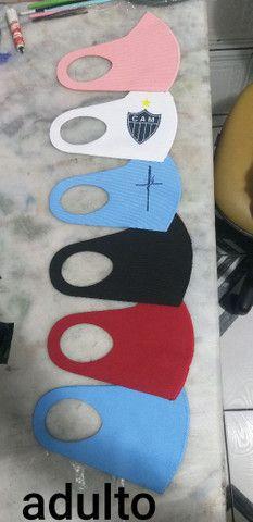 Vendo máscaras neoprene tamanho padrão - Foto 2