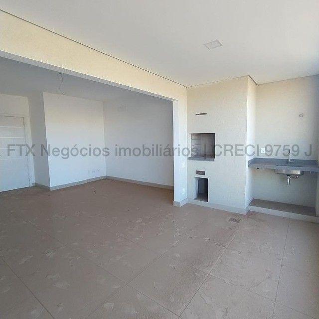 Apartamento à venda, 2 quartos, 1 suíte, 2 vagas, Centro - Campo Grande/MS - Foto 6