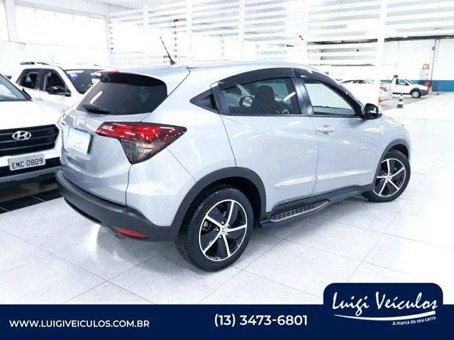 HR-V 2019/2019 1.8 16V FLEX EXL 4P AUTOMÁTICO - Foto 4