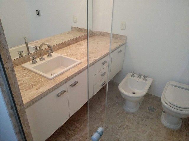 Apartamento para alugar com 4 dormitórios em Alto da boa vista, São paulo cod:REO94909 - Foto 17